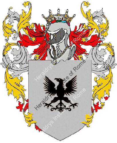 Coat of Arms of family Pavanella