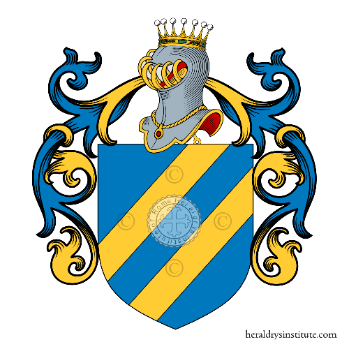 Coat of Arms of family Micelia