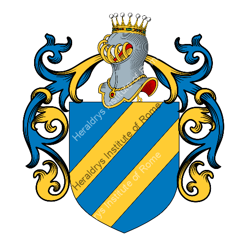 Coat of Arms of family Niceli