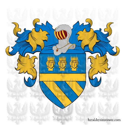 Coat of Arms of family Pamiani