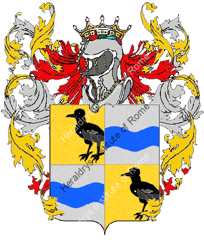 Coat of Arms of family Picarella
