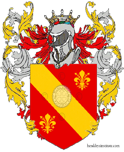 Coat of Arms of family Morzio