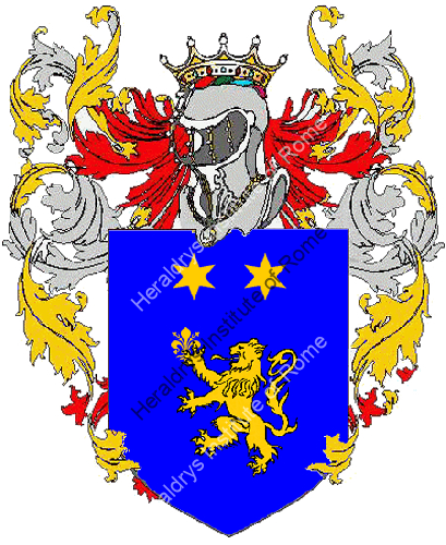 Coat of Arms of family Ieropoli