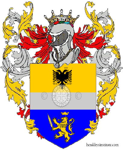 Coat of Arms of family Unga