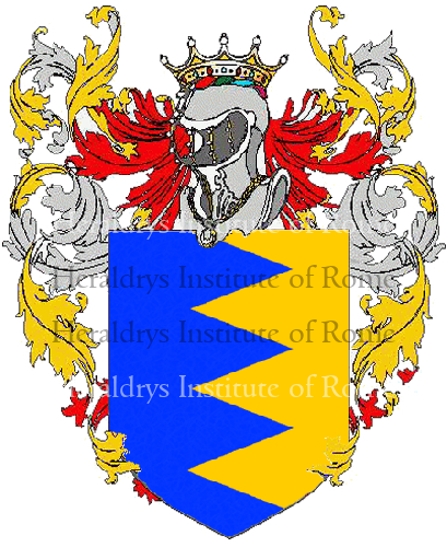 Coat of Arms of family Barletta