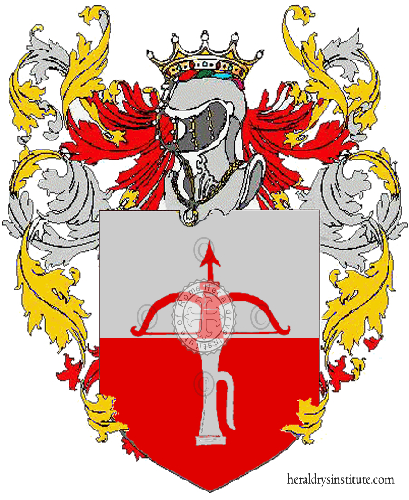 Coat of Arms of family Nalestrieri