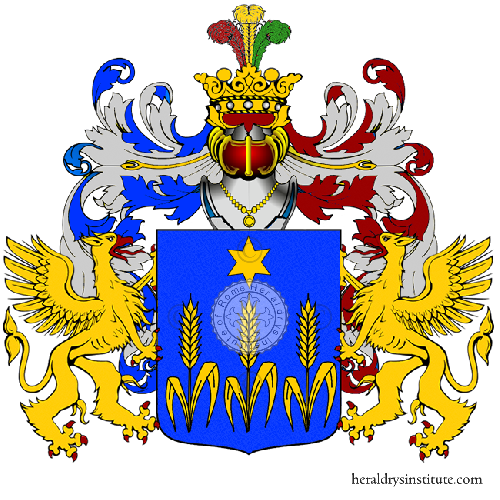 Coat of Arms of family Davide Stella
