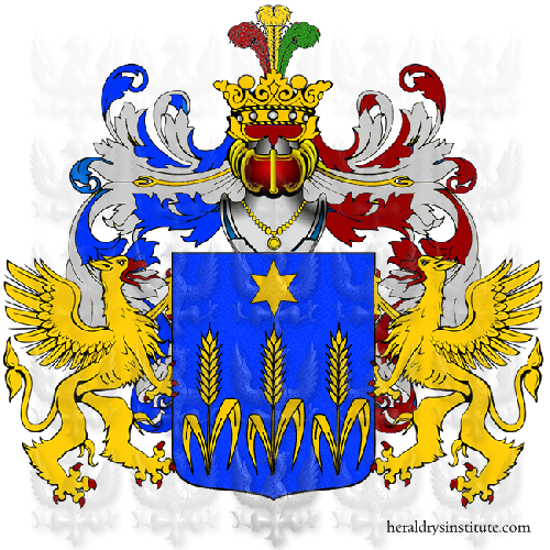 Coat of Arms of family Stellamare