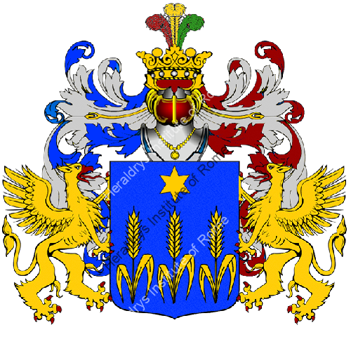 Coat of Arms of family Stellario