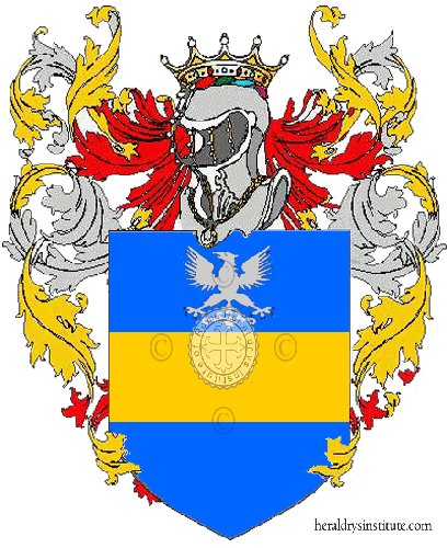 Coat of Arms of family Palasso