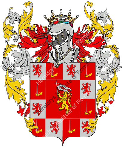Coat of Arms of family D'emanuele