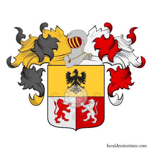 Coat of Arms of family Agostinelli