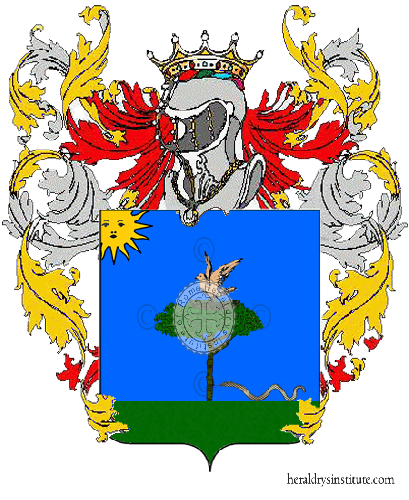 Coat of Arms of family Salvatinio