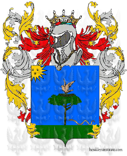 Coat of Arms of family Salvato