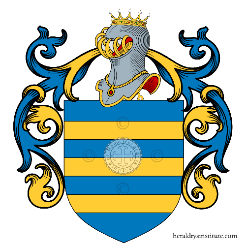 Coat of Arms of family Orio