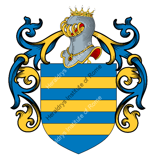 Coat of Arms of family Zorio