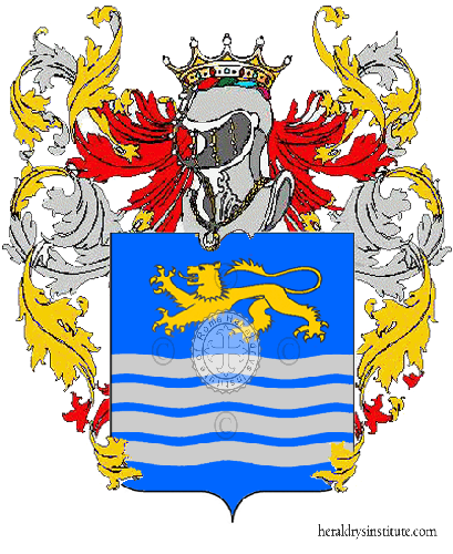 Coat of Arms of family Passarossi