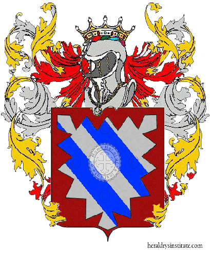 Coat of Arms of family Romite