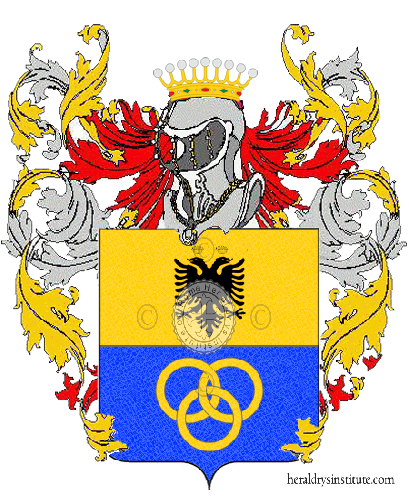 Coat of Arms of family Dehò