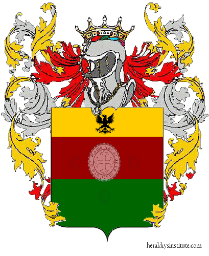 Coat of Arms of family Simpatici