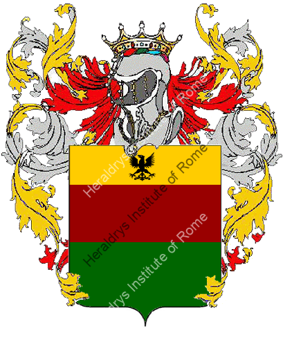 Coat of Arms of family Sindico