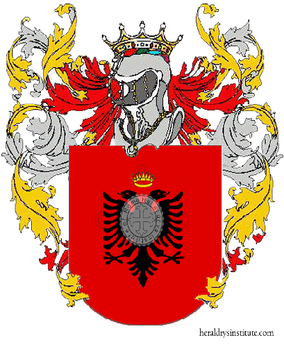 Coat of Arms of family N