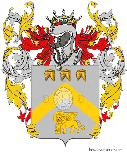 Coat of Arms of family GIAMMO'