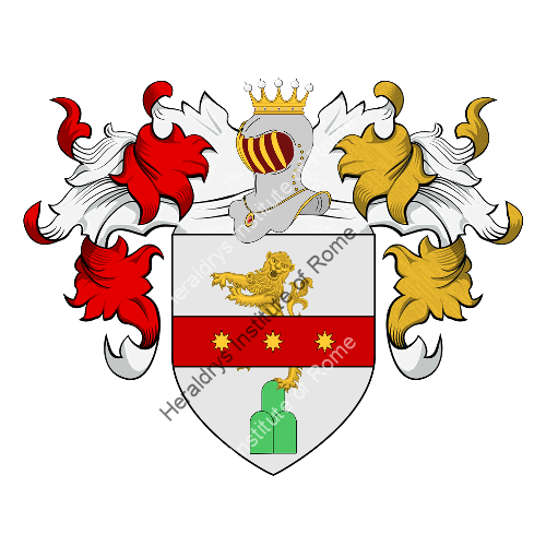 Coat of Arms of family Giammarco
