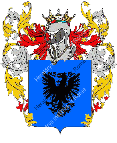 Coat of Arms of family Serrante
