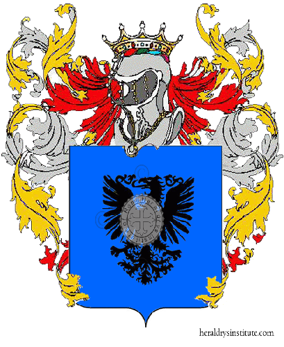 Coat of Arms of family Zerrante