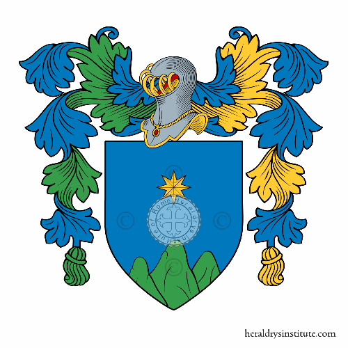 Coat of Arms of family Montorso