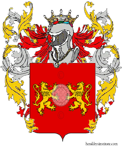 Coat of Arms of family Slino