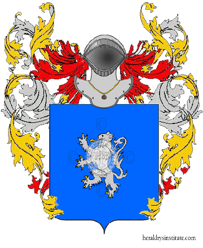 Coat of Arms of family Viccia