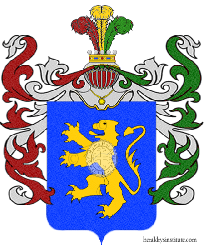 Coat of Arms of family Ghersevich