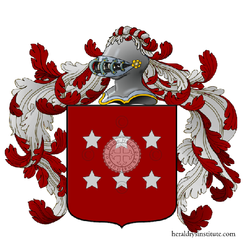 Coat of Arms of family Sidotti