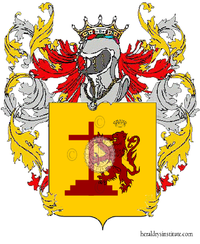 Coat of Arms of family La Sala