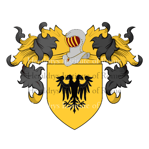 Coat of Arms of family Pignotti