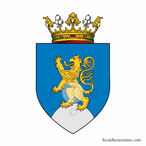 Coat of Arms of family Tarena