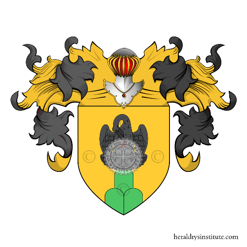 Coat of Arms of family Clemente