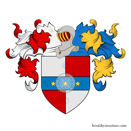 Coat of Arms of family Veronesa