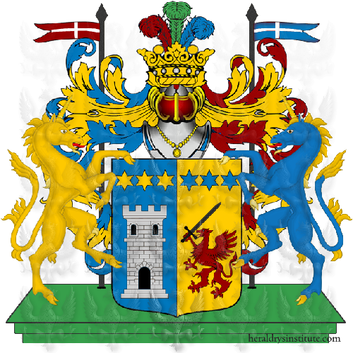 Coat of Arms of family Torrefida