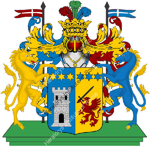 Coat of Arms of family Torretti