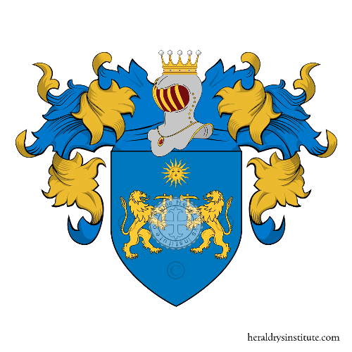 Coat of Arms of family Varzo