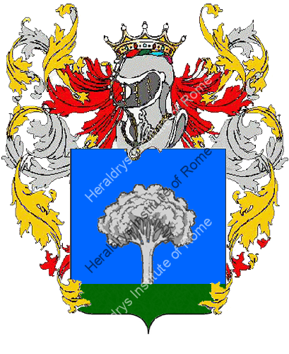 Coat of Arms of family Dovetta