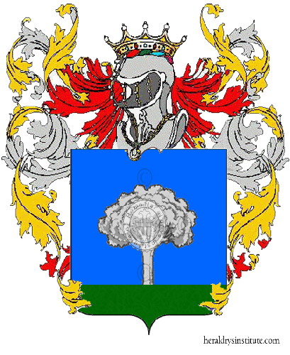 Coat of Arms of family Rovetto