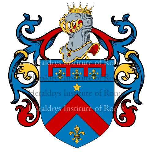 Coat of Arms of family Stagnitto