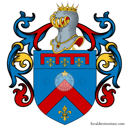 Coat of Arms of family Tagni
