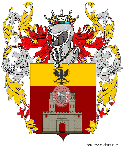 Coat of Arms of family Spagano