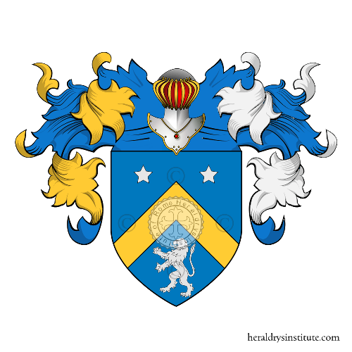 Coat of Arms of family Pieraccino