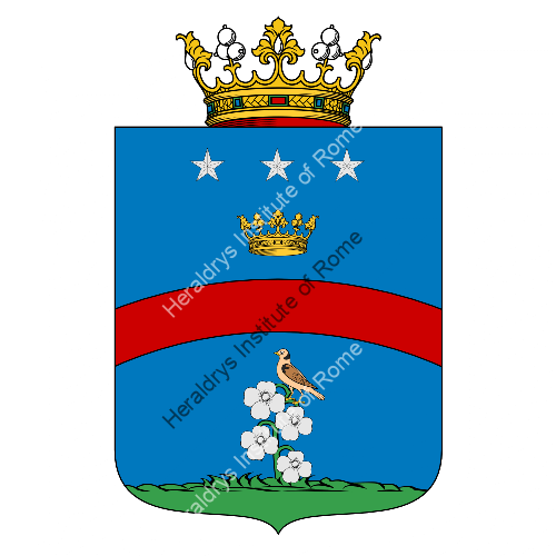 Coat of Arms of family Scardillo